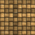 Wicker seamless texture. Stock Image