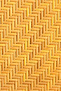 Wicker weave pattern can be used as background Stock Images