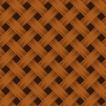Wickers seamless texture background with brown wicker Stock Photos