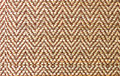 Wickerwork pattern weave of the traditional thai Stock Photo