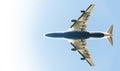 Wide jet gradient