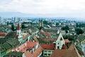 Widok miasta Obrazy Stock