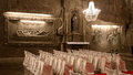 Wieliczka salt mine krakow Royalty Free Stock Photo