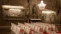 Wieliczka salt mine krakow Royalty Free Stock Photo