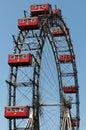 Wiener Riesenrad Stock Images