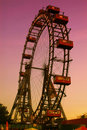 Wienner Prater Ferris Wheel Royalty Free Stock Image