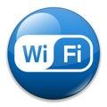 WiFi Icon Royalty Free Stock Photo