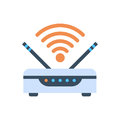 Wifi Router Wireless Internet Connection Icon