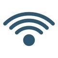Wifi signal icon image