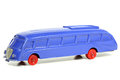 Wiking streamlined bus made around the is one of the most expensive collector item Royalty Free Stock Image