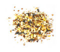 Wild bird food seeds Stock Photos
