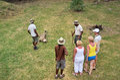 Wild cheetah in Casela park, Mauritius