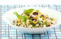 Wild rice salad Royalty Free Stock Photography