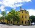 William Aiken House, Charleston, SC. Royalty Free Stock Photo