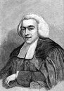 William robertson scottish historian minister in the church of scotland and principal of the university of edinburgh engraving Royalty Free Stock Images