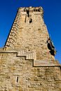 William wallace monument Stock Images