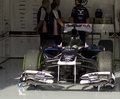 Williams F1 Stock Image