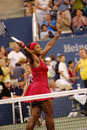 Williams Serena at US Open 2008 (15) Stock Photos