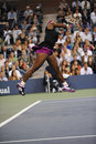 Williams Serena at US Open 2009 (18) Royalty Free Stock Image