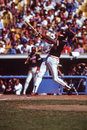 Willie McCovey, San Francisco Giants Royalty Free Stock Photo