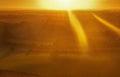 Wiltshire Sunrise Royalty Free Stock Photography