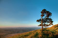 Wiltshire Sunrise Stock Photography