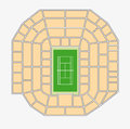 Wimbledon 1. Centre Court Plan