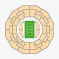 Wimbledon 2. Centre Court Plan