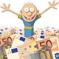 Win money Royalty Free Stock Photo