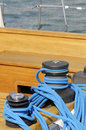 Winches Royaltyfria Bilder