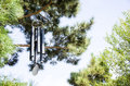 Wind chime Royalty Free Stock Photo