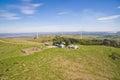 Wind farm in Australia Royalty Free Stock Photo