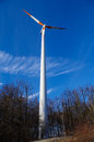 Wind power park