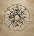 Wind rose Royalty Free Stock Photo