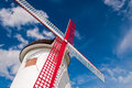 Wind turbine Royalty Free Stock Photography