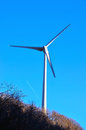 Wind turbine Royalty Free Stock Photos