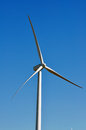 Wind Turbines Stock Image