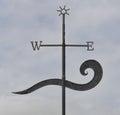 Wind Vane Royalty Free Stock Photo