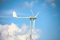 Wind vane image Royalty Free Stock Photo