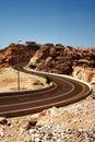 image photo : Winding road
