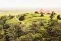 Winding Trails | Badlands National Park, South Dakota, USA Royalty Free Stock Photo