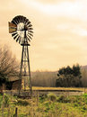 Windmill 1 Royalty Free Stock Photo