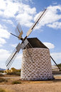 Windmill, Canary Islands Stock Photos