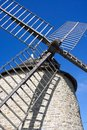 Windmill detail Stock Photography