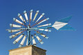 Windmill in Majorca Royalty Free Stock Images