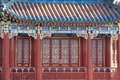Window of Chinese historic building Royalty Free Stock Photo