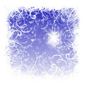 Window frosted Royalty Free Stock Photos