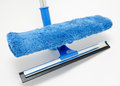 Window mop wiper Royalty Free Stock Photo