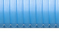 Window vertical fabric blinds. Royalty Free Stock Photo