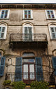 Windows and balconies, Italy Royalty Free Stock Photo